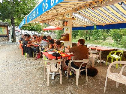 Pizzéria restaurant café de France