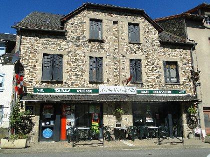 restaurant Au P tit Bout d Où, OFFICE DE TOURISME DE PARELOUP LEVEZOU