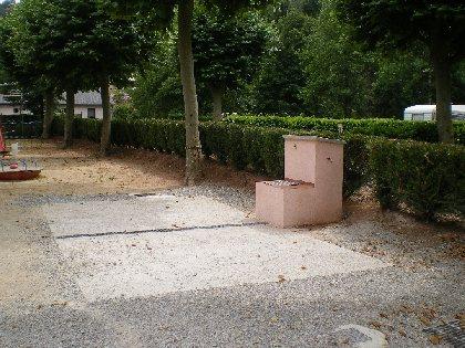 Aire de Camping-car Villecomtal