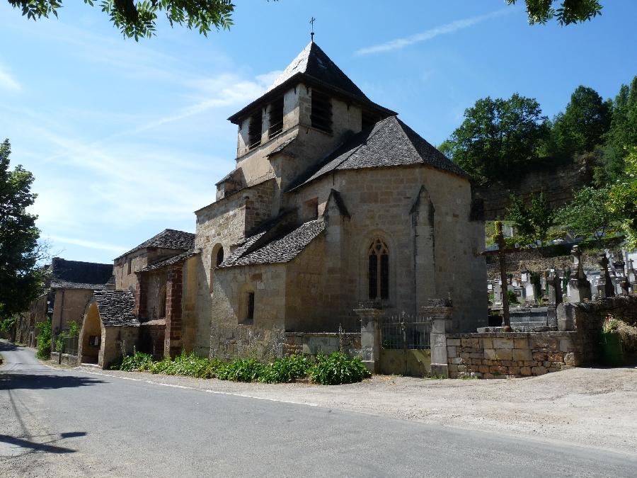 Eglise romane de Saint-Austremoine