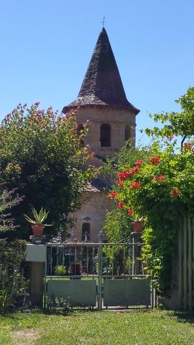 Eglise romane Saint-Paul de Salles-la-Source