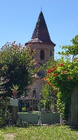 Eglise romane Saint-Paul de Salles-la-Source,