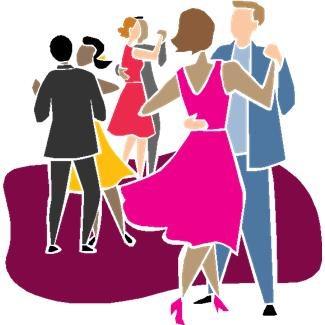 Gala de danse du centre social au gymnase à Entraygues