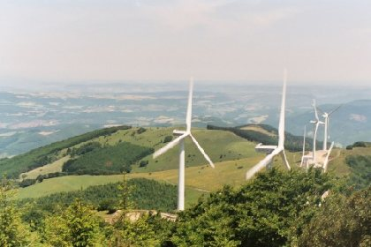 Parc éolien de Merdelou-Fontanelle, OFFICE DE TOURISME DU ROUGIER DE CAMARES