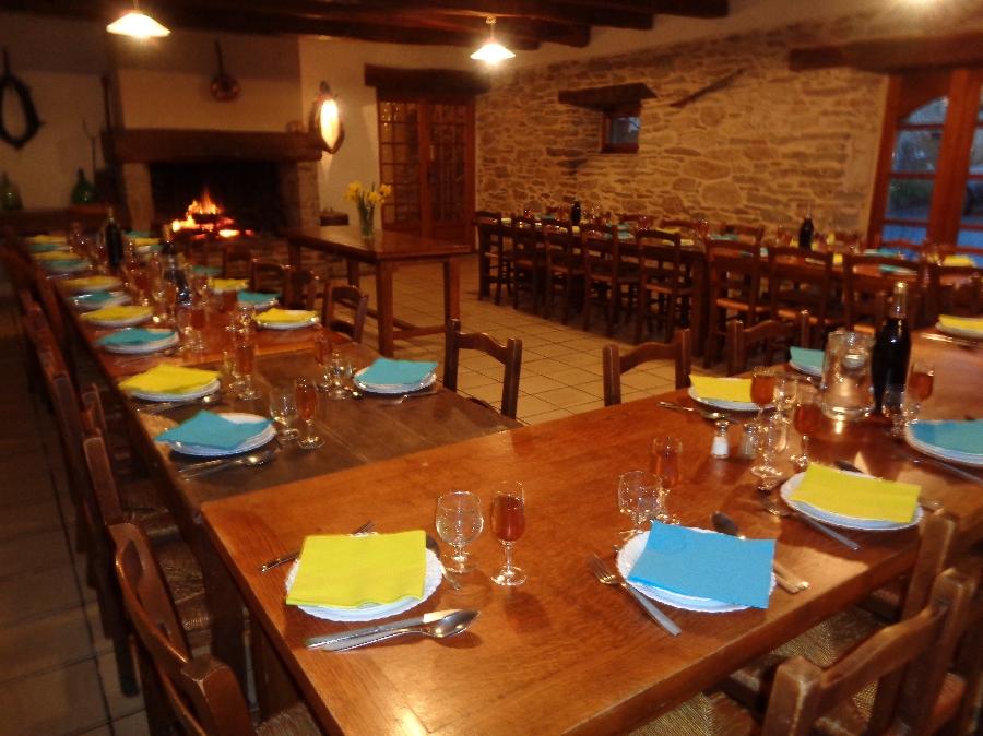 Restaurant à la ferme La Calmette
