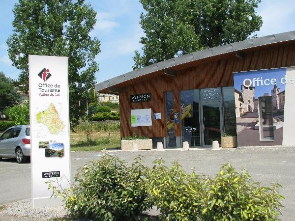 Office de Tourisme et du Thermalisme de Decazeville Communauté - Bureau de Flagnac