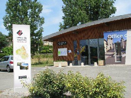 OFFICE DE TOURISME DE LA VALLEE DU LOT, Office de tourisme de la Vallée du Lot