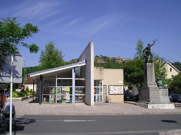 Office de Tourisme du Grand-Figeac - Bureau de Capdenac-Gare