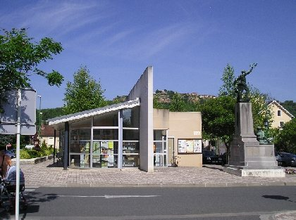 Office de tourisme capdenac gare tourisme aveyron - Office de tourisme aveyron ...