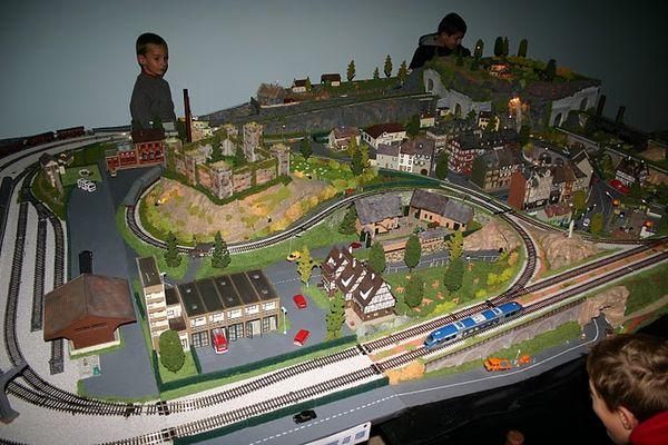 Musée Au fil du Rail