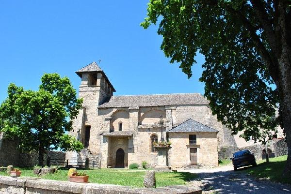 Journées européennes du Patrimoine : Visite de l'Eglise St Vincent de Palmas