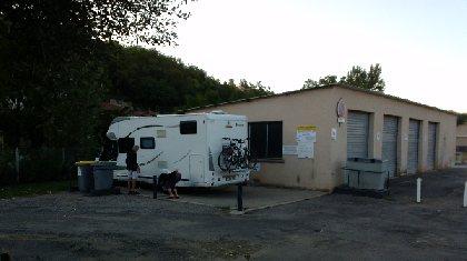 Aire de service pour Camping-car (camping du rouergue), OFFICE DE TOURISME REGIONAL DE VILLEFRANCHE DE ROUERGUE
