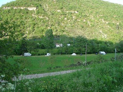 Camping à la ferme Mas d'Arbousse