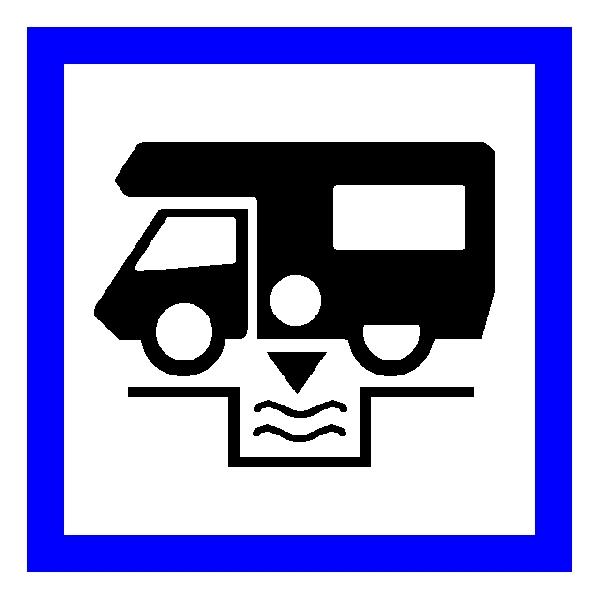 Aire de service pour Camping-car (Intermarché)