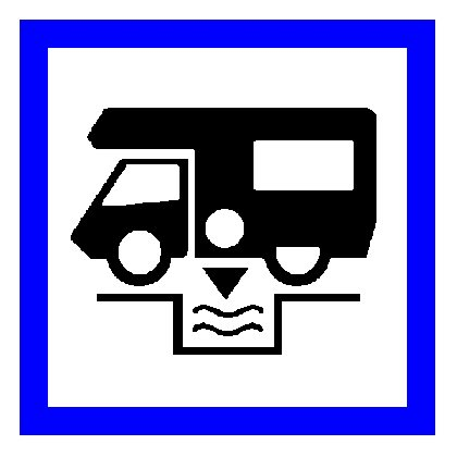 Aire de service pour Camping-car (Intermarché), OFFICE DE TOURISME REGIONAL DE VILLEFRANCHE DE ROUERGUE