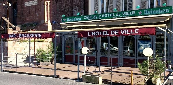 Brasserie de l'Hôtel de Ville