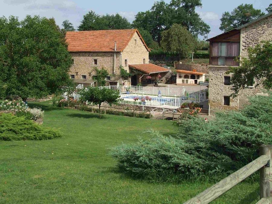 Gîtes du moulin de Cavagnac