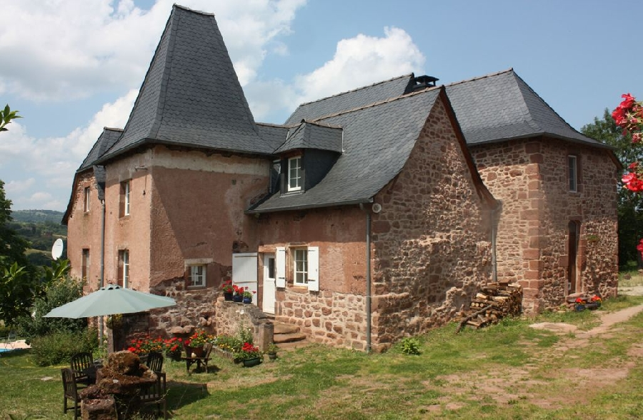 Chambre d'hôtes La Roumec