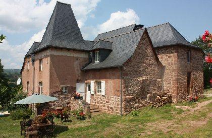 Chambre d'hôtes La Roumec, OFFICE DE TOURISME DU PAYS RIGNACOIS