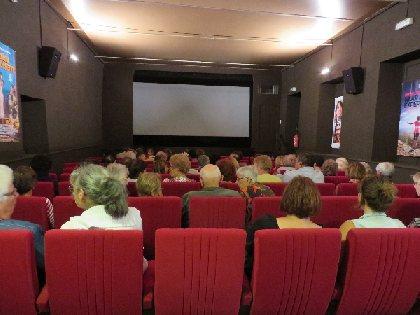 Cinéma d'Entraygues, OFFICE DE TOURISME DU CANTON D'ENTRAYGUES SUR TRUYERE