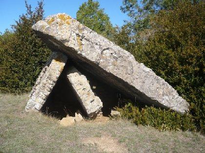 Dolmen de La Glène