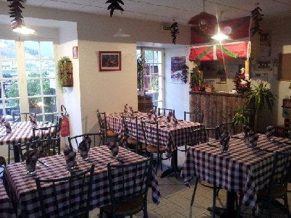 Restaurant La Pitchouli, OFFICE DE TOURISME DU SAINT AFFRICAIN
