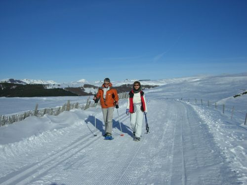 Locations de raquettes à neige - Supérette Coccimarket