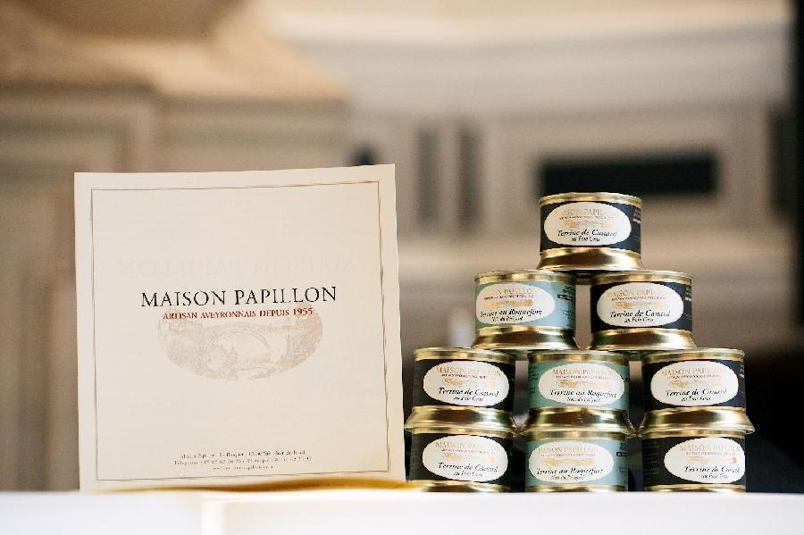 Conserverie Papillon-Marmus