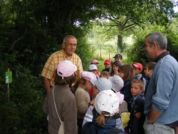 Sentier botanique d'Arvieu
