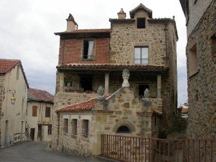 L'Auberge du Fort, Syndicat d'initiative d'Aubin