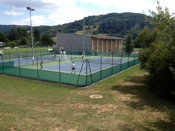 location du court de tennis