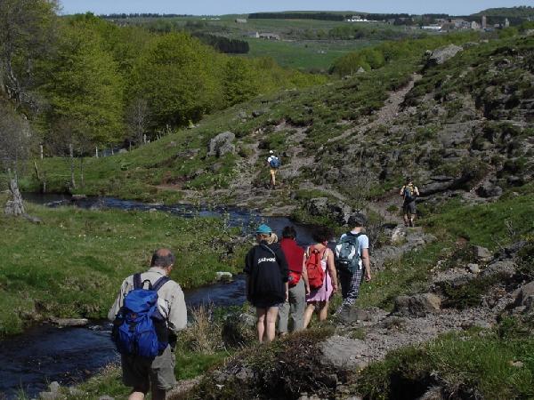 Caminada, randonnée pédestre accompagnée et marche nordique