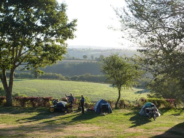 Camping à la ferme La Fabrie