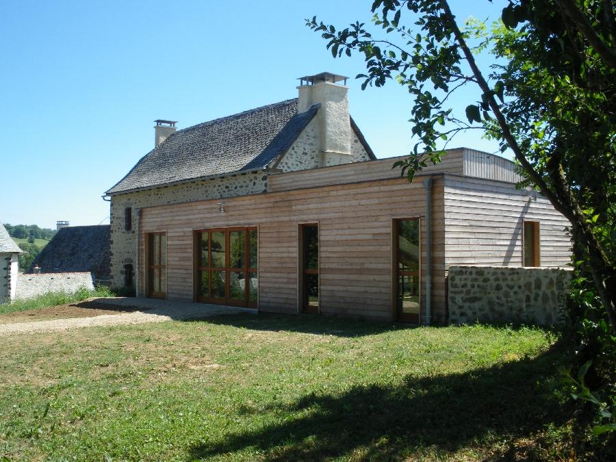La Maison du bois : visite