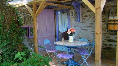 Le jardin des rêves terrasse, SEGALA VIVANT