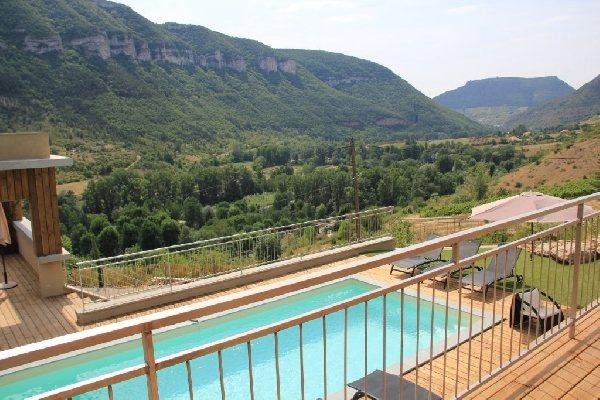 Villa des gorges du tarn mostu jouls g te tourisme aveyron - Office tourisme bonneville ...