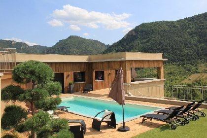 Villa des Gorges du Tarn