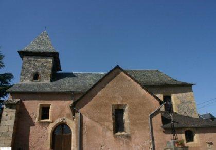 Journées européennes du Patrimoine : Visite de l'Eglise de Banc (Bertholène)