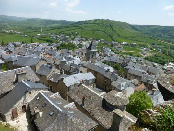 Cité médiévale de Sévérac-le-Château