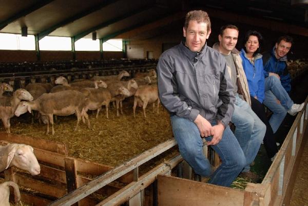 Visite de ferme