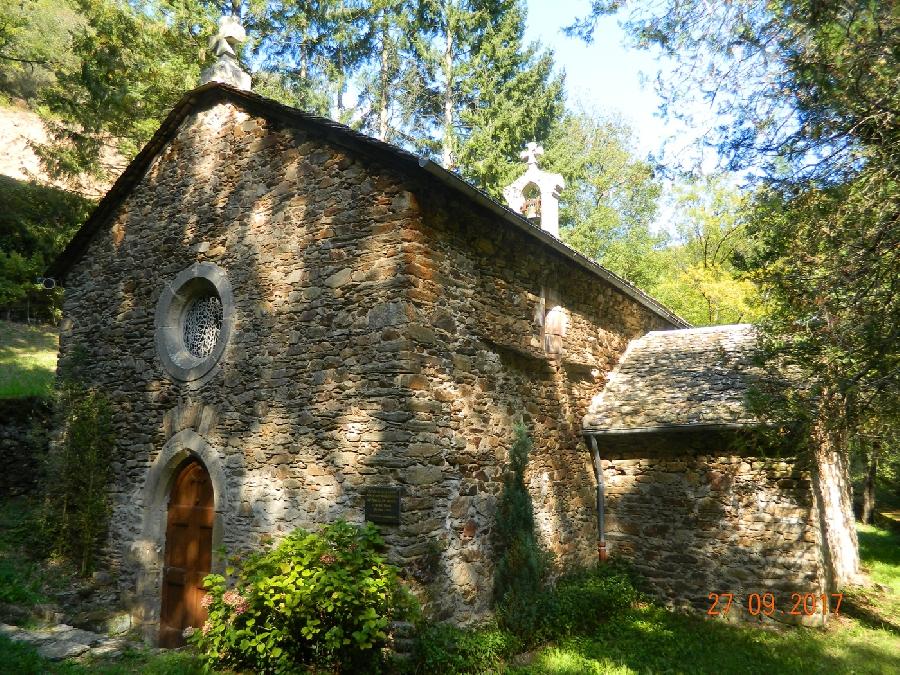 Chapelle St-Cyrice et Sentier d'interprétation