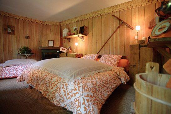 La maison des sources conques en rouergue chambre d 39 h tes tourisme aveyron - Chambre d hote en aveyron ...