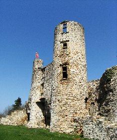 Château de Bertholène - Visites commentées