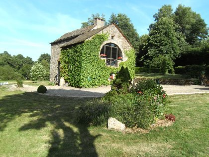 Le Moulin de la Cinque  , OFFICE DE TOURISME DE PARELOUP LEVEZOU