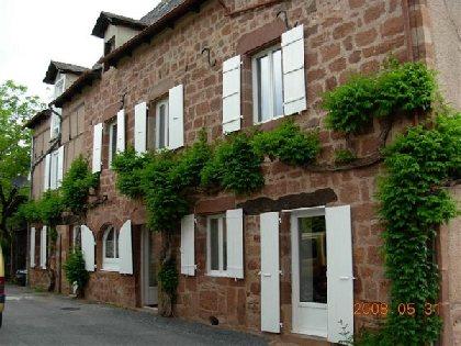 Le Couvent de Nauviale, OFFICE DE TOURISME de CONQUES-MARCILLAC