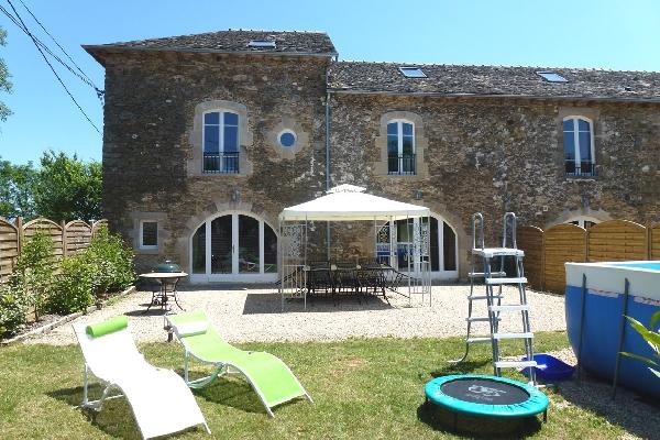 Château de Vèzes - Ecogîte Le Cèdre