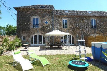 Château de Vèzes Ecogite Cèdre- AYG4043