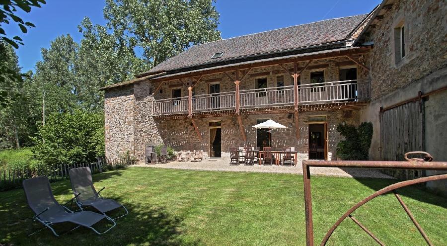 Le Moulin de Limayrac - Chambres d'hôtes