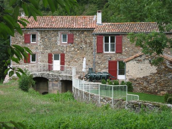 Gîte du Moulin de Laur