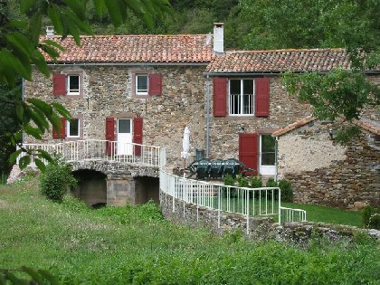 Gîte du Moulin de Laur, OFFICE DE TOURISME DU ROUGIER DE CAMARES